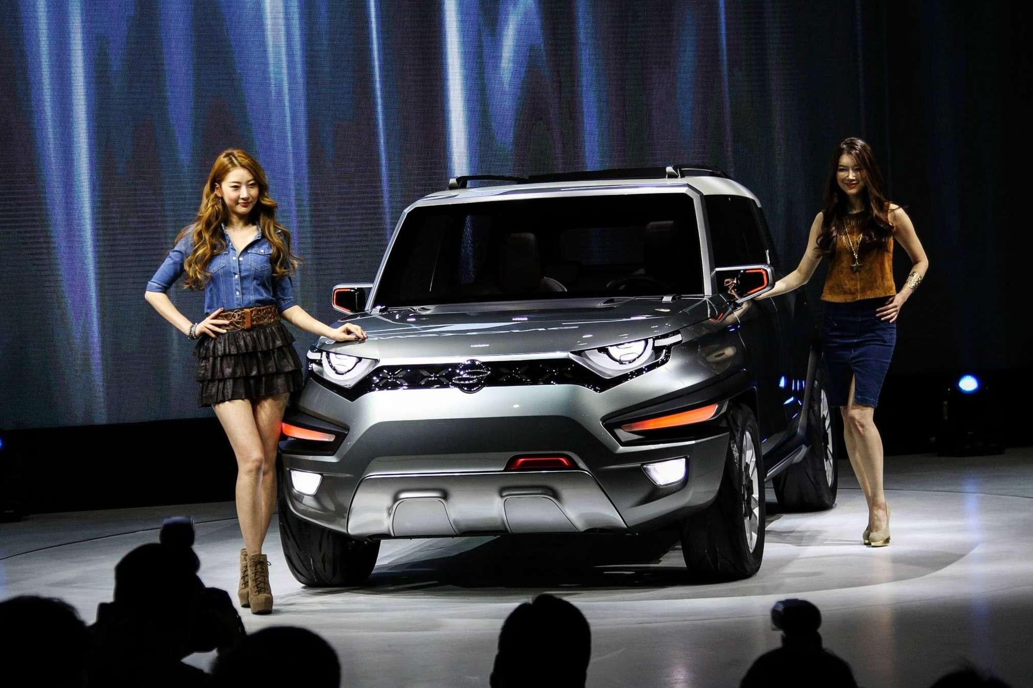 Ssangyong-XAV-Concept