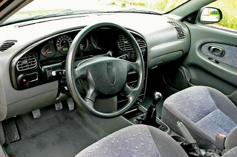 Тест Kia Spectra, Renault Logan, Nissan Almera Classic. Отбатонов доседанов— фото 66418