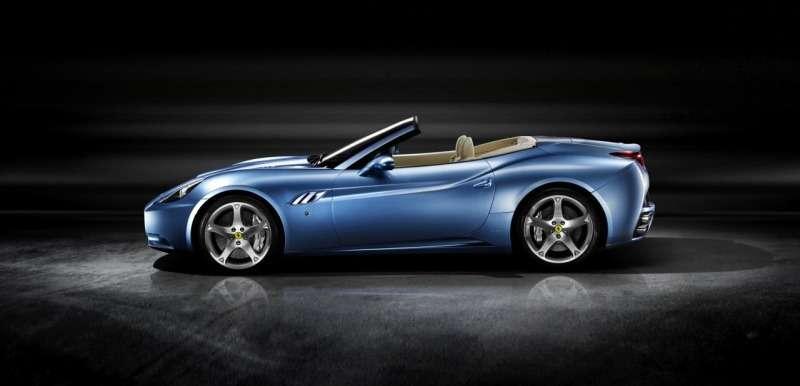 Калифорнийский жеребец Ferrari— фото 349288