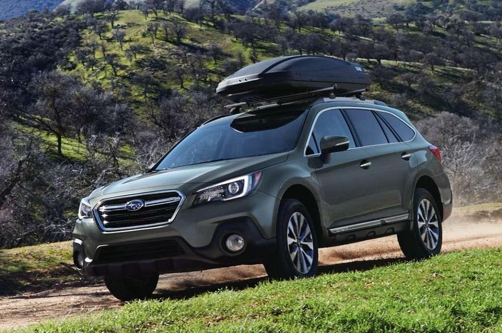 Клиент, неуйдешь: Subaru комплексно модернизировала Outback— фото 733282