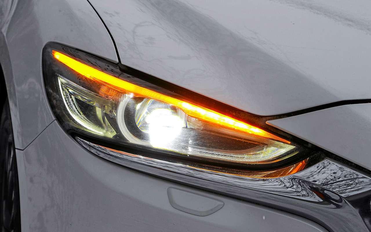 Skoda Octavia, Kia K5, Mazda 6— большой тест— фото 1221376