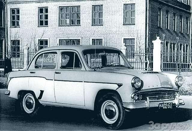 История «Москвича»: некогда знаменитый...— фото 60284