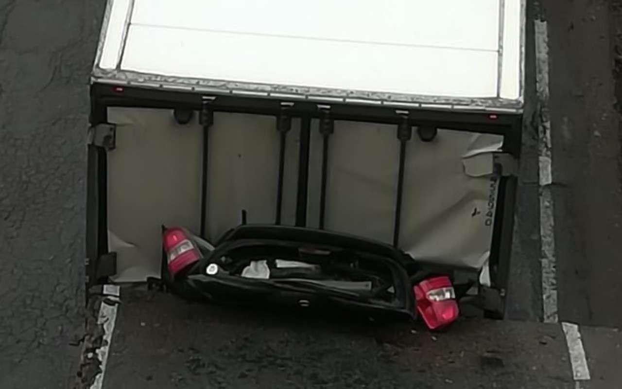 В Приморье подбольшегрузом рухнул автомобильный мост— фото 917620