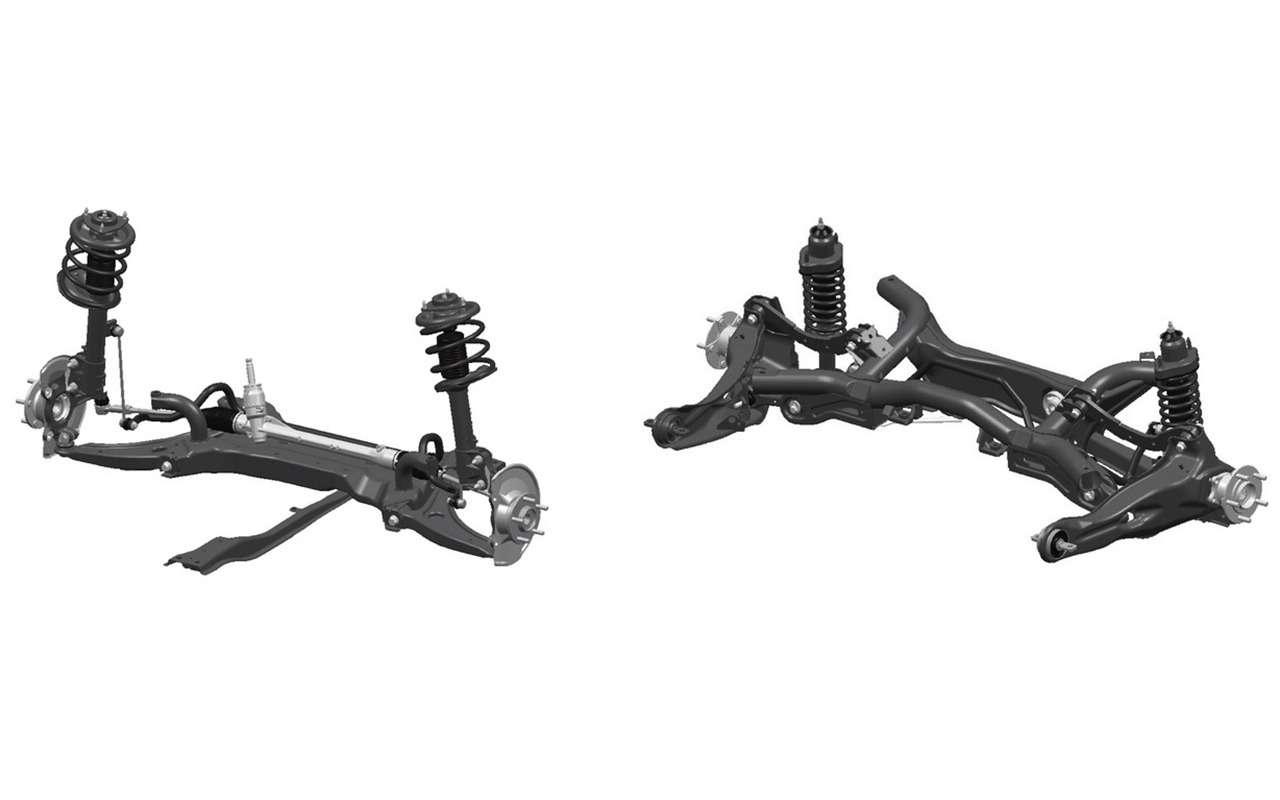 Какустроен кроссовер: все секреты Mitsubishi Eclipse Cross— фото 927343