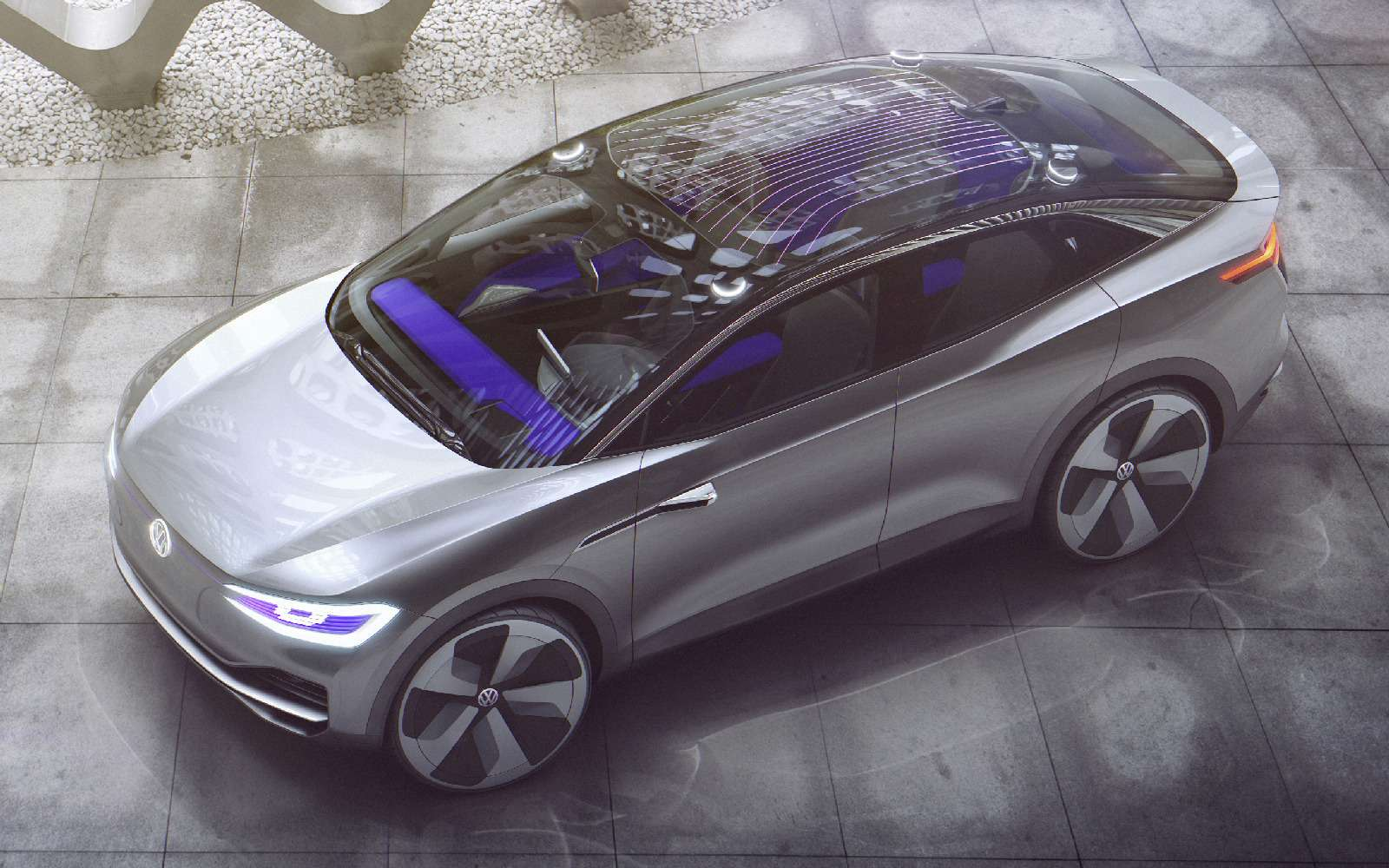 Volkswagen I.D.Crozz: обещанного три года ждать— фото 738911