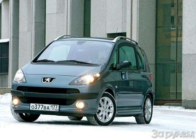 Тест Renault Modus, Peugeot 1007, Honda Jazz. Загадки малых форм— фото 61773