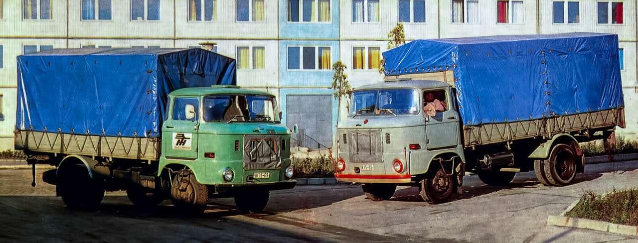 Грузовики иавтобусы изГДР— они возили весь Союз— фото 1210054