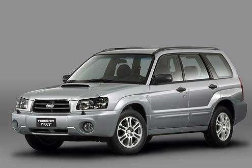 Subaru Legacy иForester сновыми моторами— фото 101220