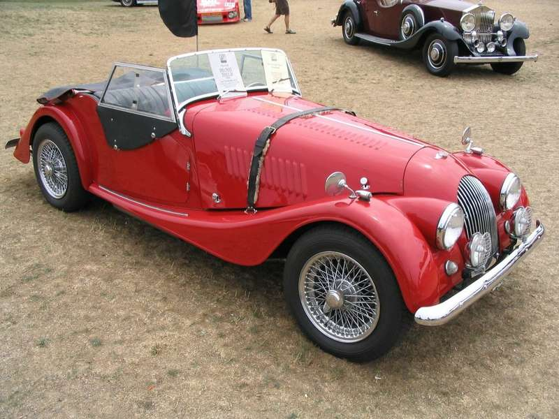 Morgan Plus4 Drophead 1963