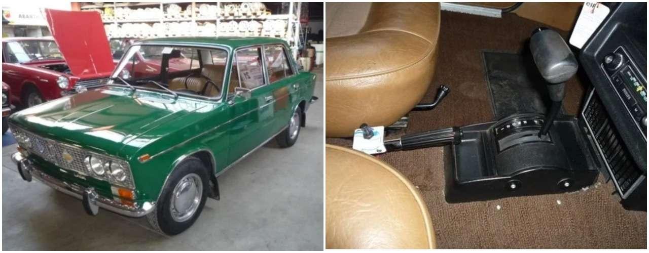 5 советских машин, укоторых (оказывается) был автомат!— фото 1282771