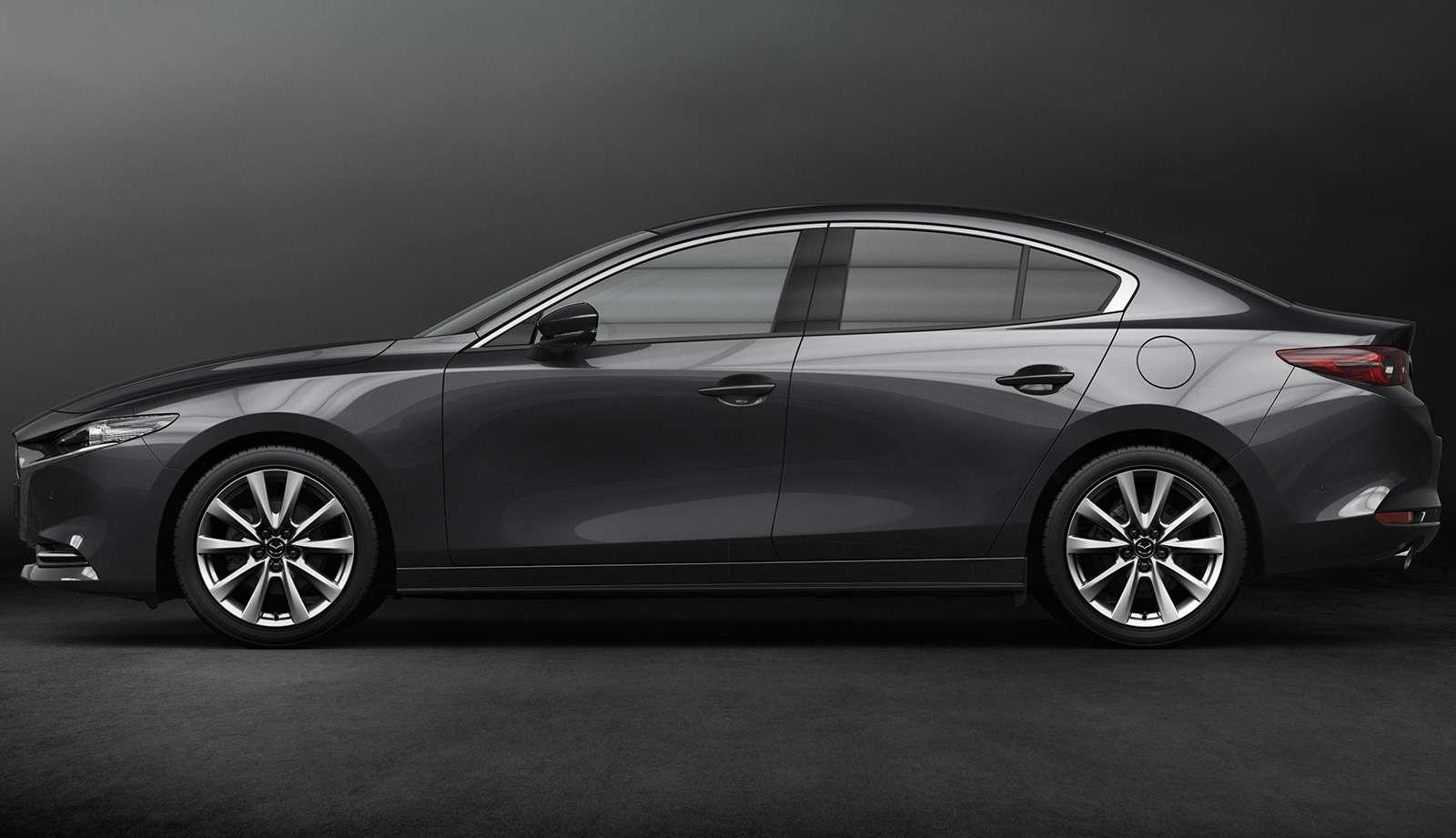Новая Mazda 3: рассматриваем вдеталях совсех сторон— фото 928224