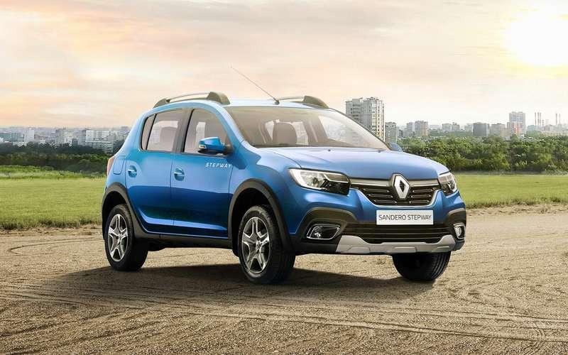 Новый Renault Sandero: это будет кроссовер