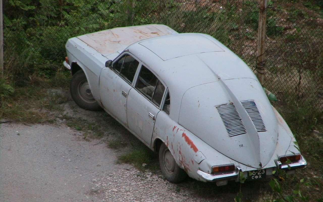 Кактюнинговали автомобили вСССР— фото 919699
