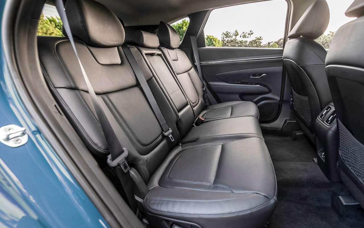 Новый Hyundai Tucson: все его изменения— фото 1261931
