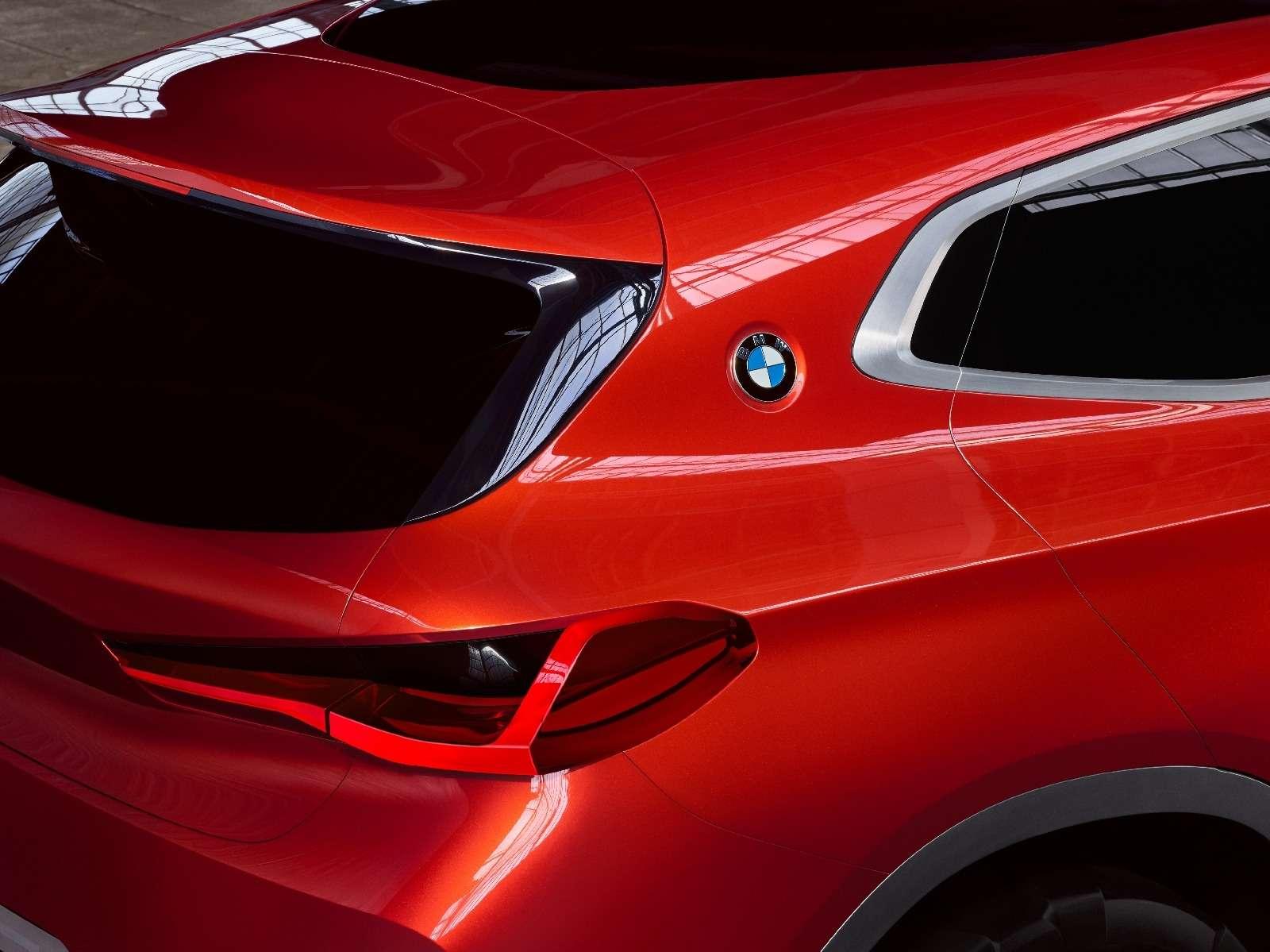 «Два икса»: BMW представила очередной нишевый паркетник— фото 642116