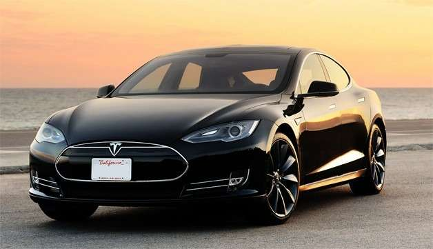 no copyright tesla model s