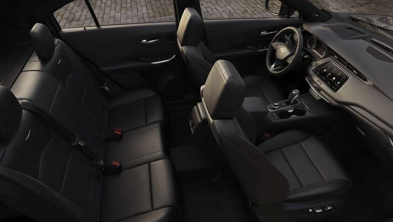 Игра напонижение: Cadillac представил компактный кроссовер XT4