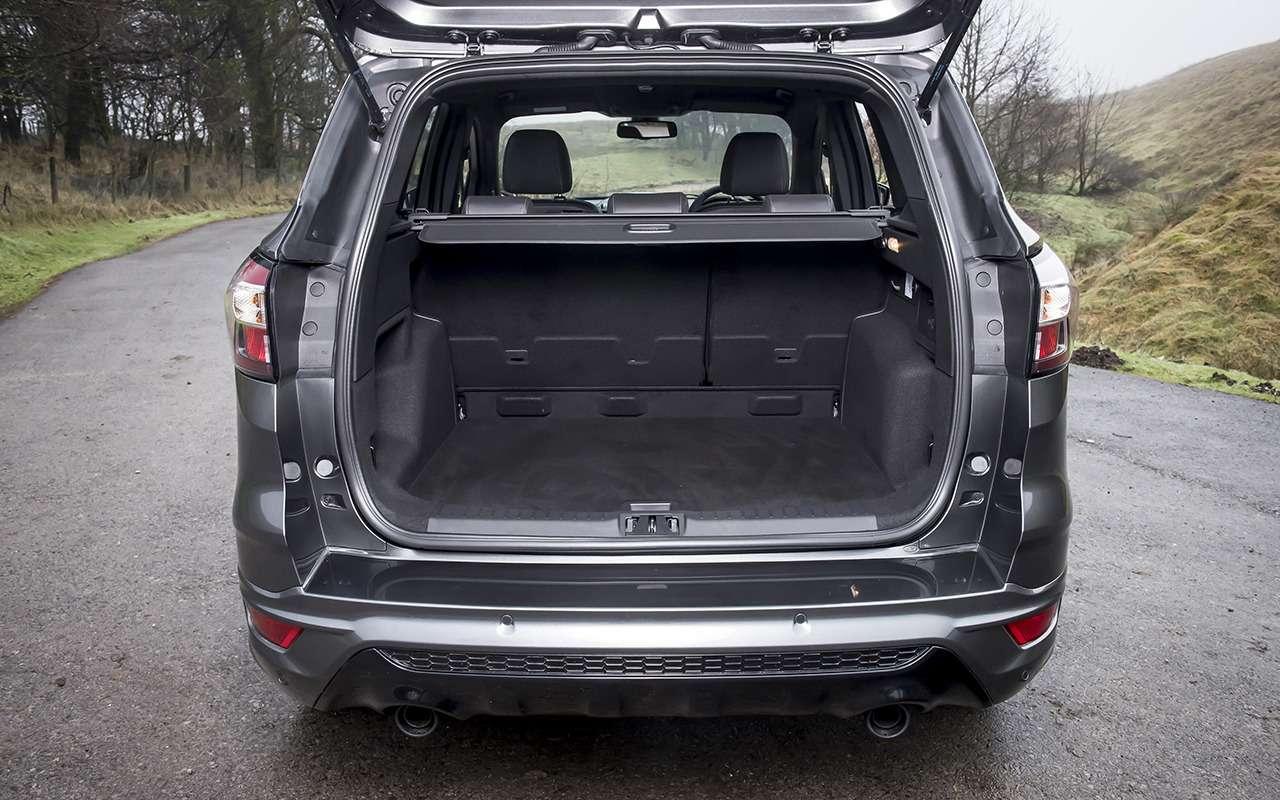 Семья будет довольна: честный отзыв владельца Ford Kuga— фото 980445