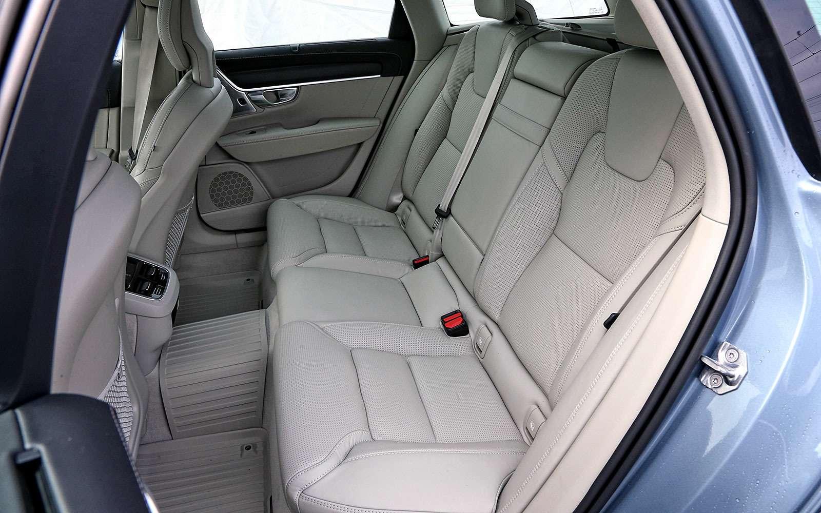 Тест-драйв Volvo V90 Cross Country— хорошо, нодорого— фото 764622