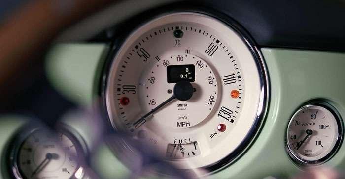 Инверсивный подход: дебютировал Mini Remastered поцене Porsche— фото 733505