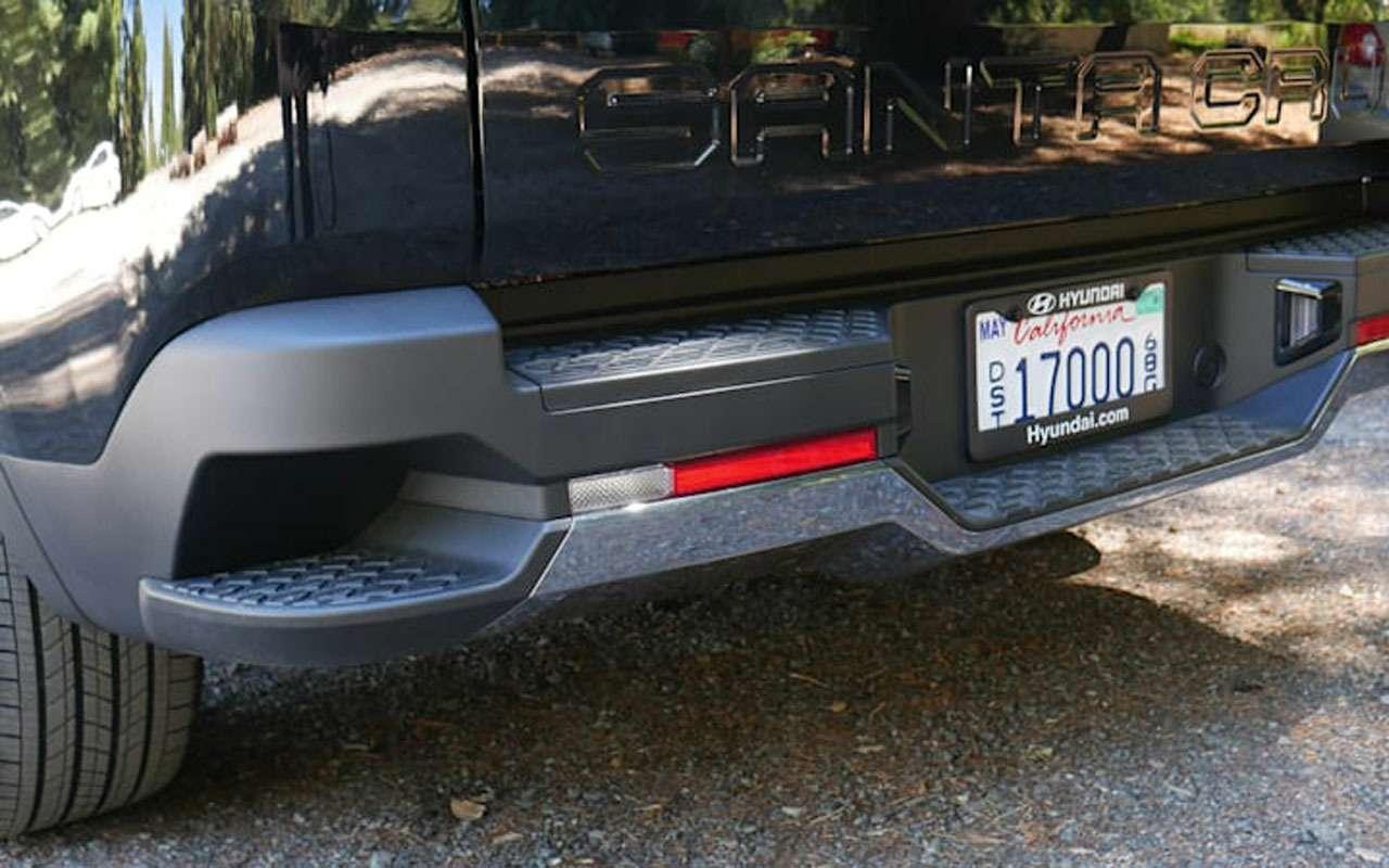 Это не пикап! Новый кроссовер Hyundai Santa Cruz— фото 1269910
