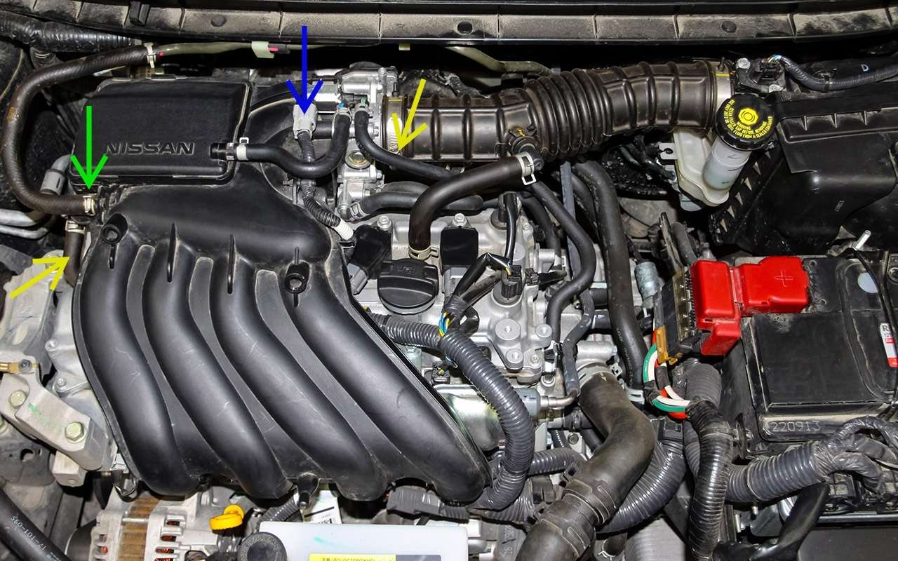«Купил Ниссан— мучайся сним сам»!Проверяем Nissan Juke— фото 878366