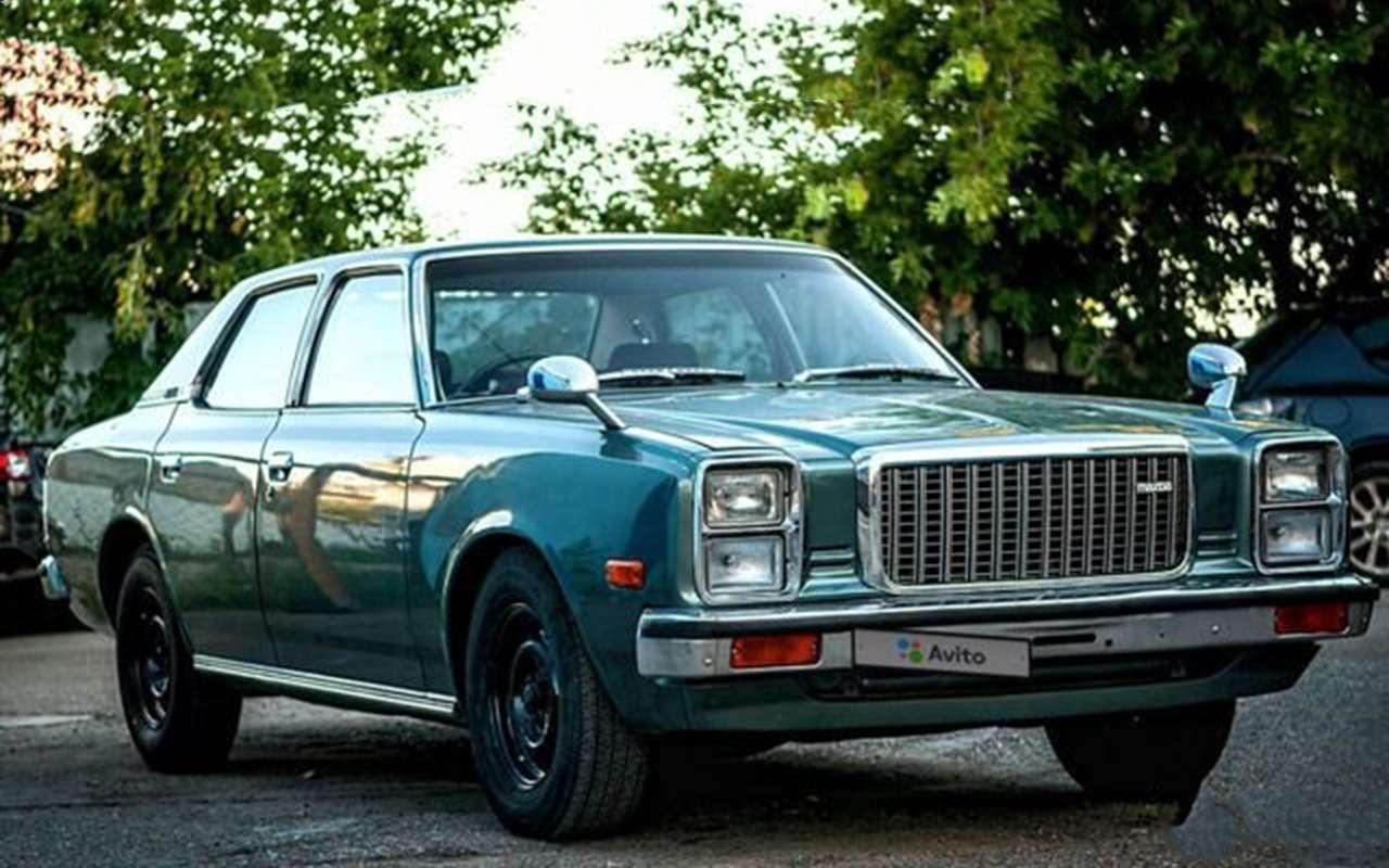 Топ-5 редких автомобилей изобъявлений опродаже— фото 1169457