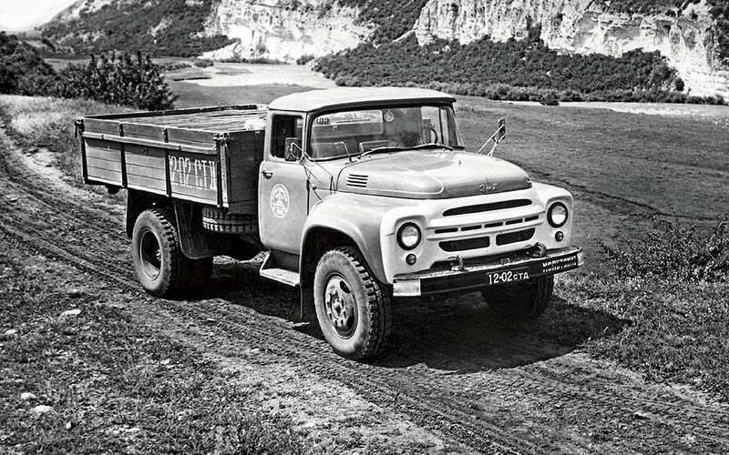 ЗИЛ-130из первой опытной партии 1962г.
