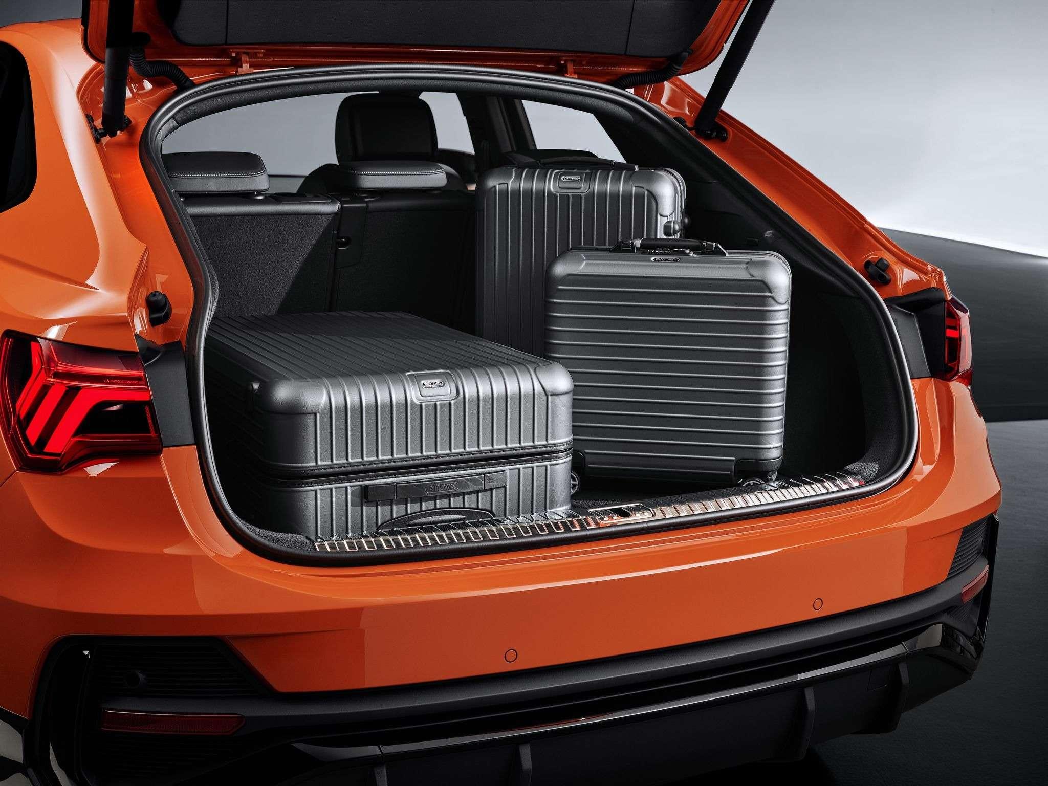 Новый Audi Q3получил купеобразную версию— фото 987853