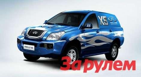 rely-x5-dakar