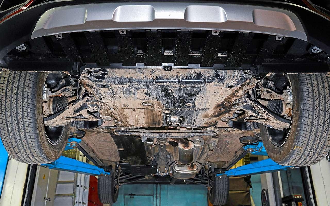 Renault Arkana, Nissan Qashqai, Kia Sportage: проверка бездорожьем иасфальтом— фото 1009920
