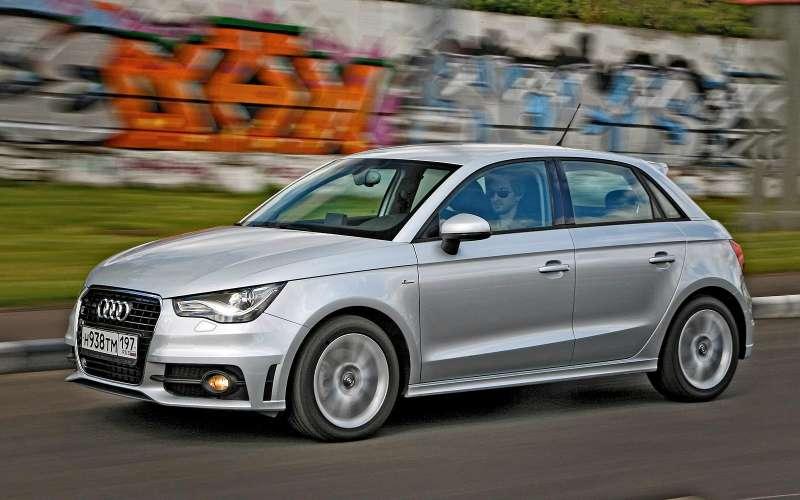Audi A1Sportback