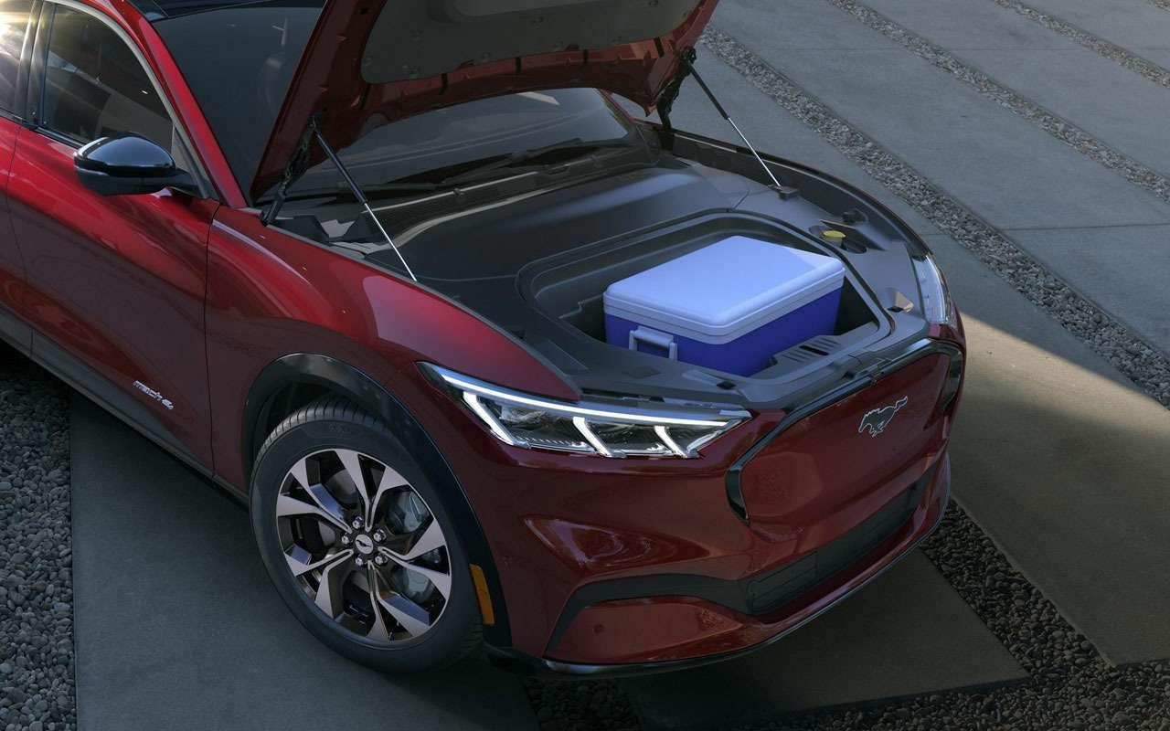 Ford представил внедорожный Mustang— фото 1009669