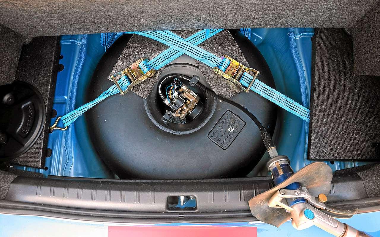 Опыт над спорткаром: перевели Subaru WRX STI на газ - фото 1172674