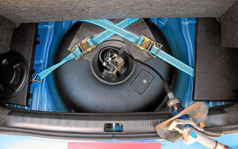 Опыт надспорткаром: перевели Subaru WRX STI нагаз