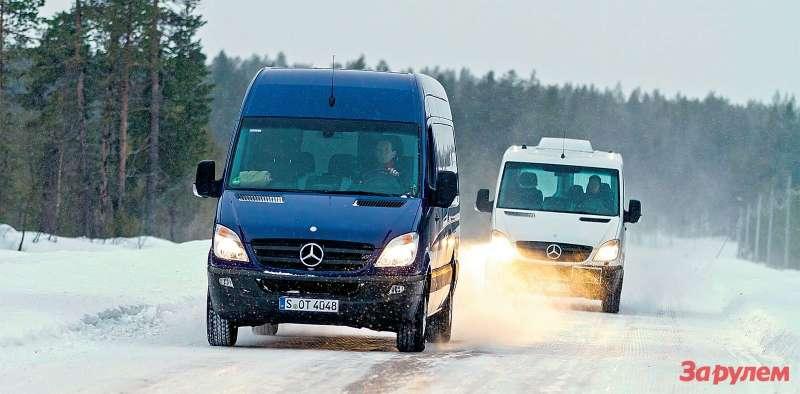 Mercedes-Benz Sprinter 7G-Tronic