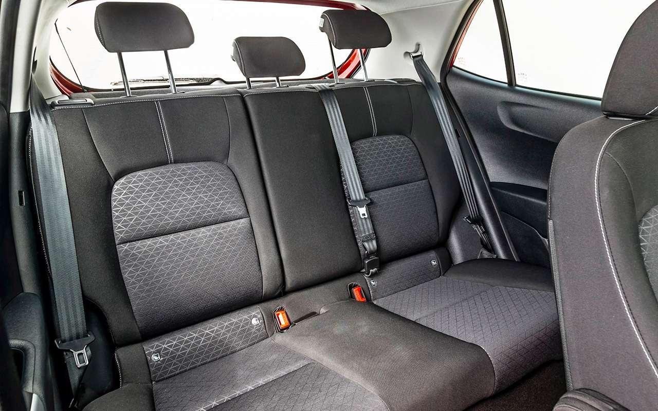 Большой тест маленьких хэтчбеков: Kia Picanto, Datsun mi-DO иSmart ForFour— фото 796013