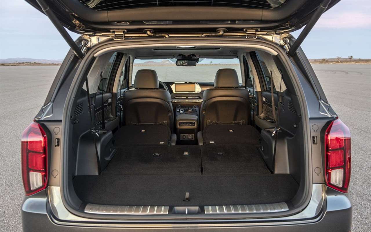Кроссовер Hyundai Palisade вЛос-Анджелесе: больше некуда— фото 929612