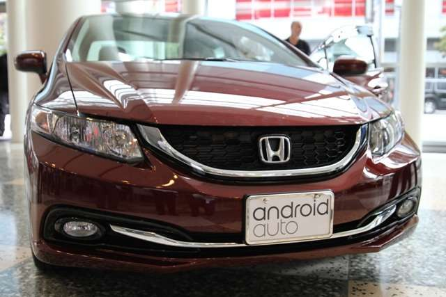 Honda Vehicles to Seamlessly Integrate Android Smartphone Featur