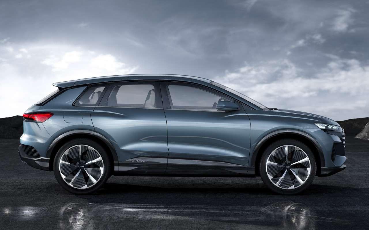 7 фактов оновом кроссовере Audi— фото 954527