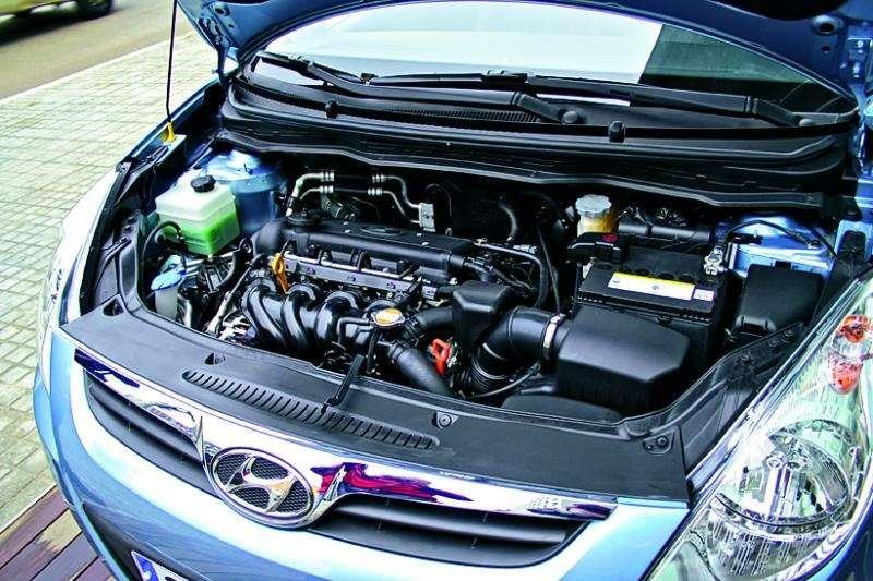 Hyundai i-20: Обращение кпрошлому— фото 92322