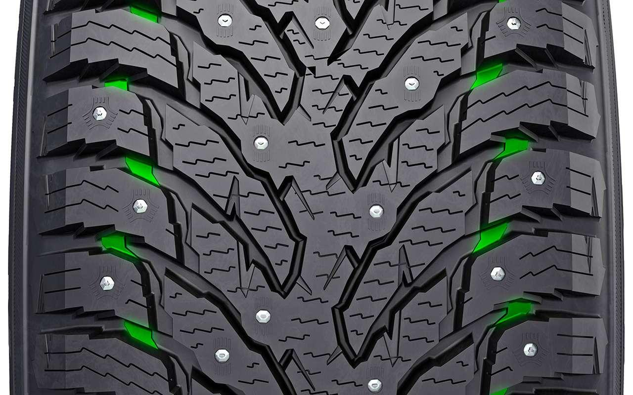 Новые модели зимних шин Nokian иNordman— тест ЗР— фото 794846