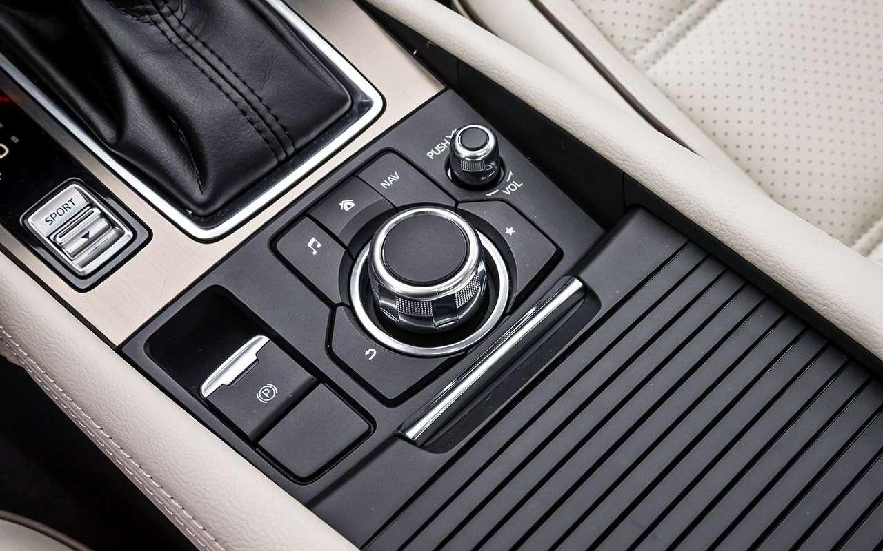 Hyundai Sonata против конкурентов— большой тест ЗР— фото 834900