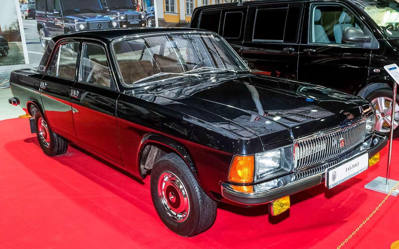 Секретная машина КГБ: ретротест Волги ГАЗ‑23— фото 1231181