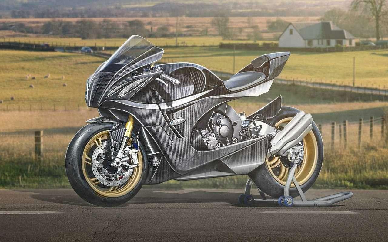 Еслибы создатели суперкаров выпускали мотоциклы— фото 1223227