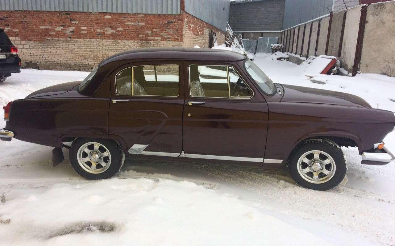 В Сети продают автомобиль Брежнева. Недорого— фото 940320