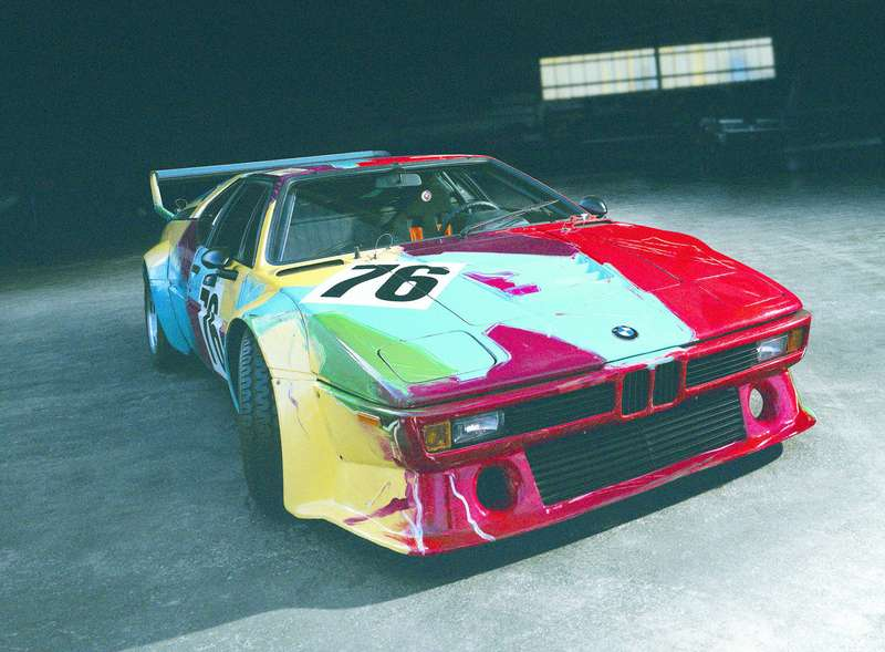 no copyright bmw m1
