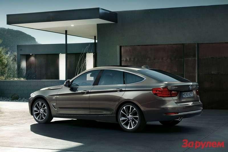 BMW3Series Gran Turismo 2014 1600x1200 wallpaper 1e (1)