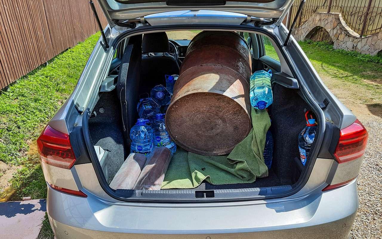 23 000 км с новым VW Polo: подробный отчет (с видео) - фото 1276484