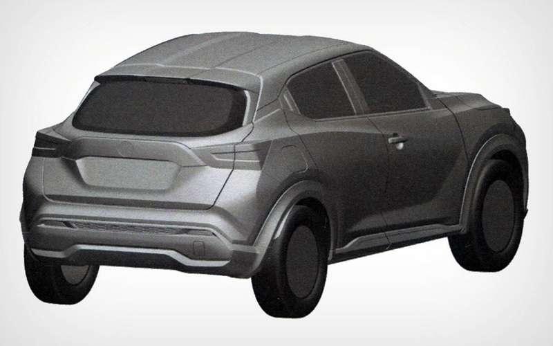 Nissan запатентовал новый Juke вРоссии